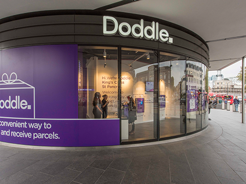 Doddle extends click and collect service to more shopping centres