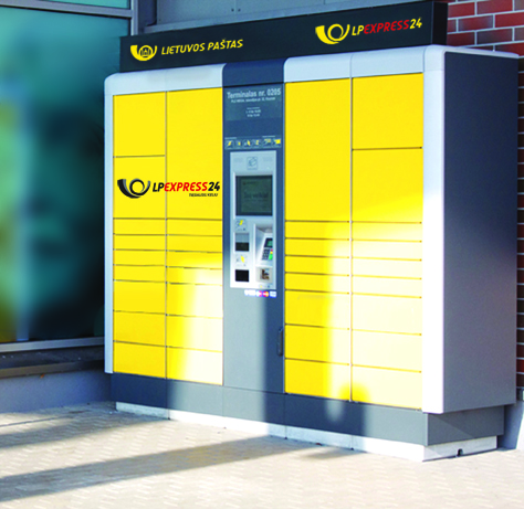 Lithuania Post sees growing demand for parcel terminals