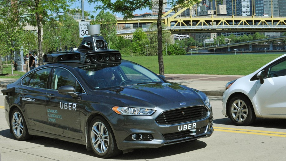 Uber testing self-driving cars in Pittsburgh