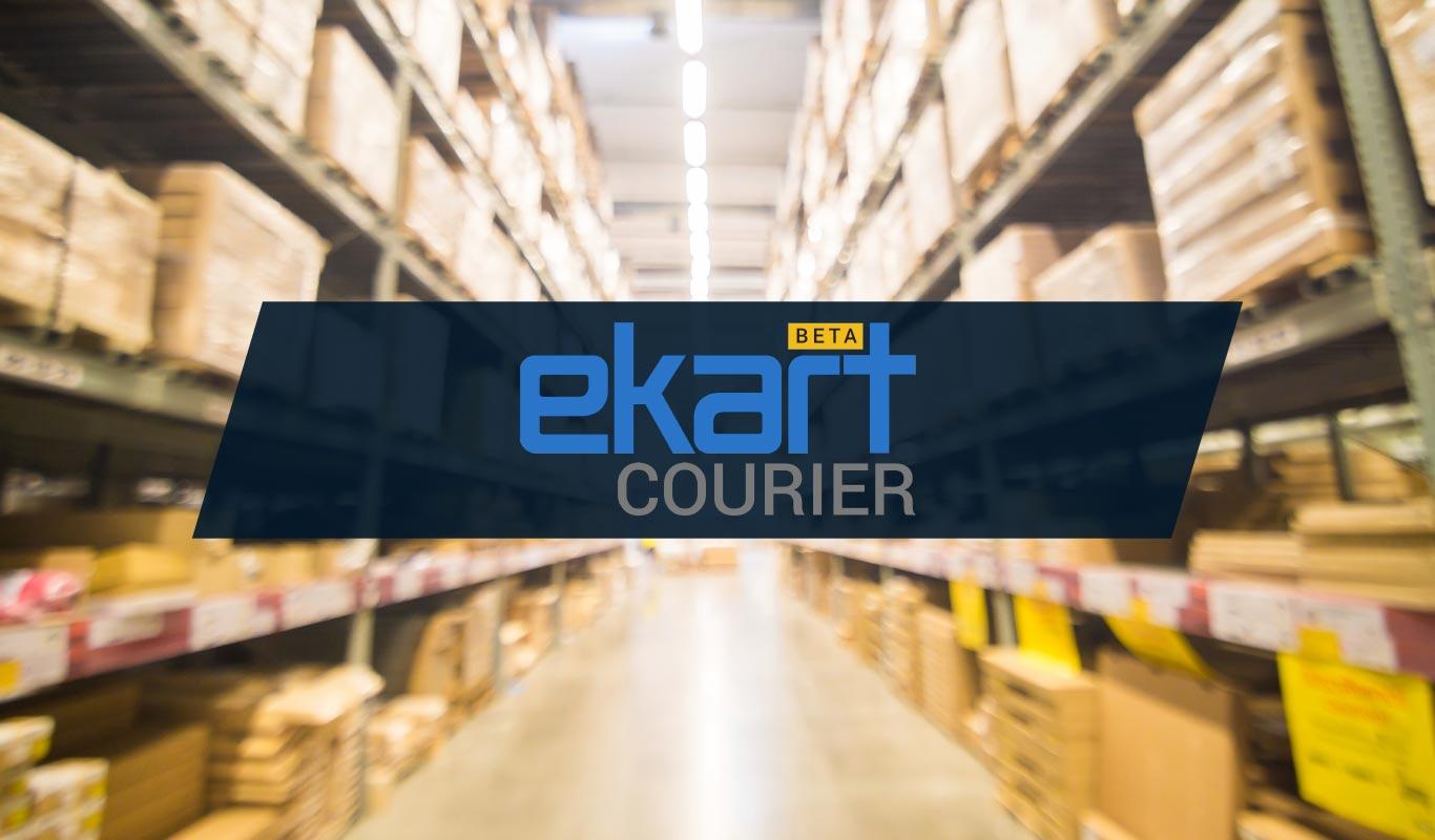 Ekart Courier service launches next week