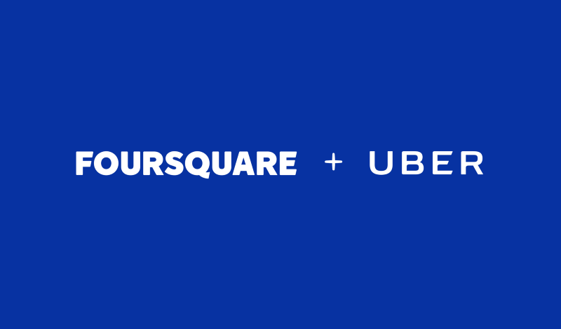 Ubers signs global agreement with Foursquare