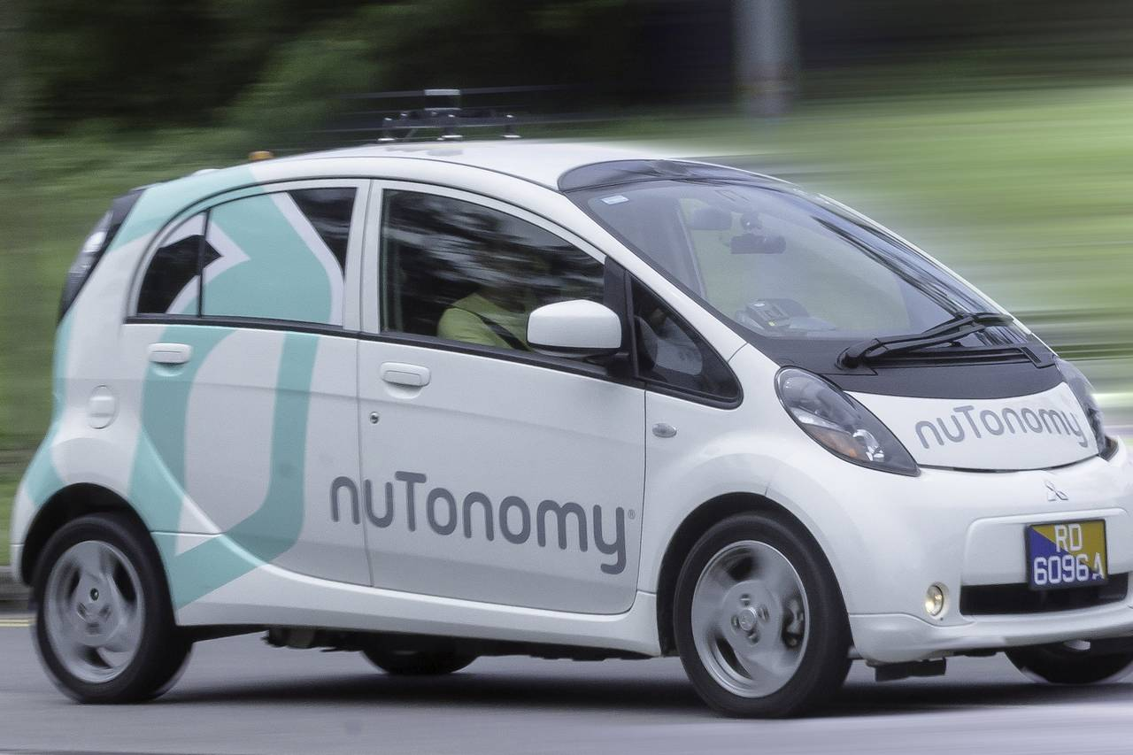NuTonomy set to test self-driving cars in Boston