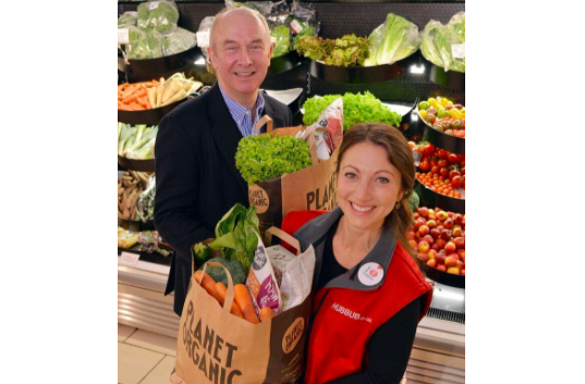 Planet Organic launches next day delivery service in London