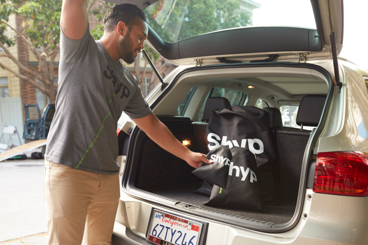 Shyp suspending operations outside San Francisco