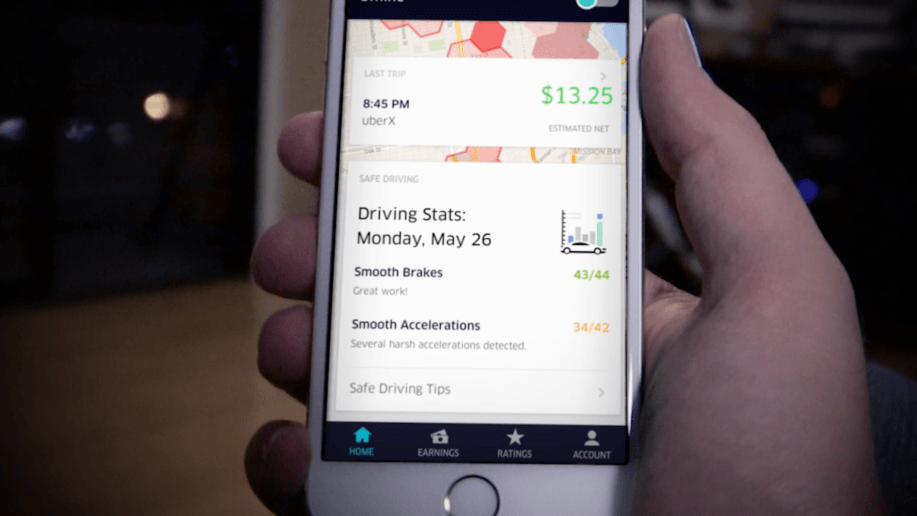 Uber announces new safety features for driver app