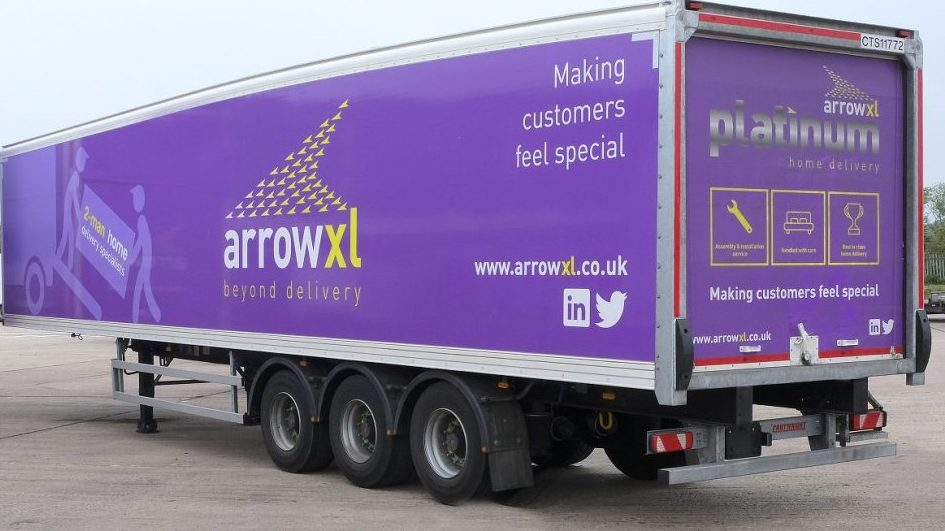 Arrow XL teams up with PostTag for delivery precision
