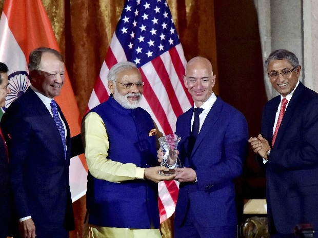 Amazon set to ramp up investment in India