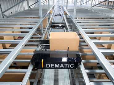 Dematic and Egemin Automation to integrate