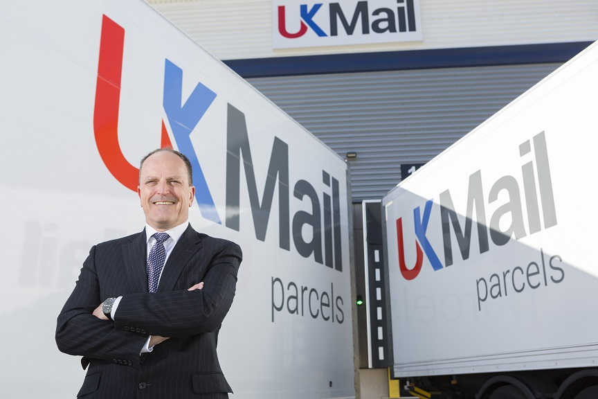 The Challenge of the New: UK Mail welcomes Operations Director