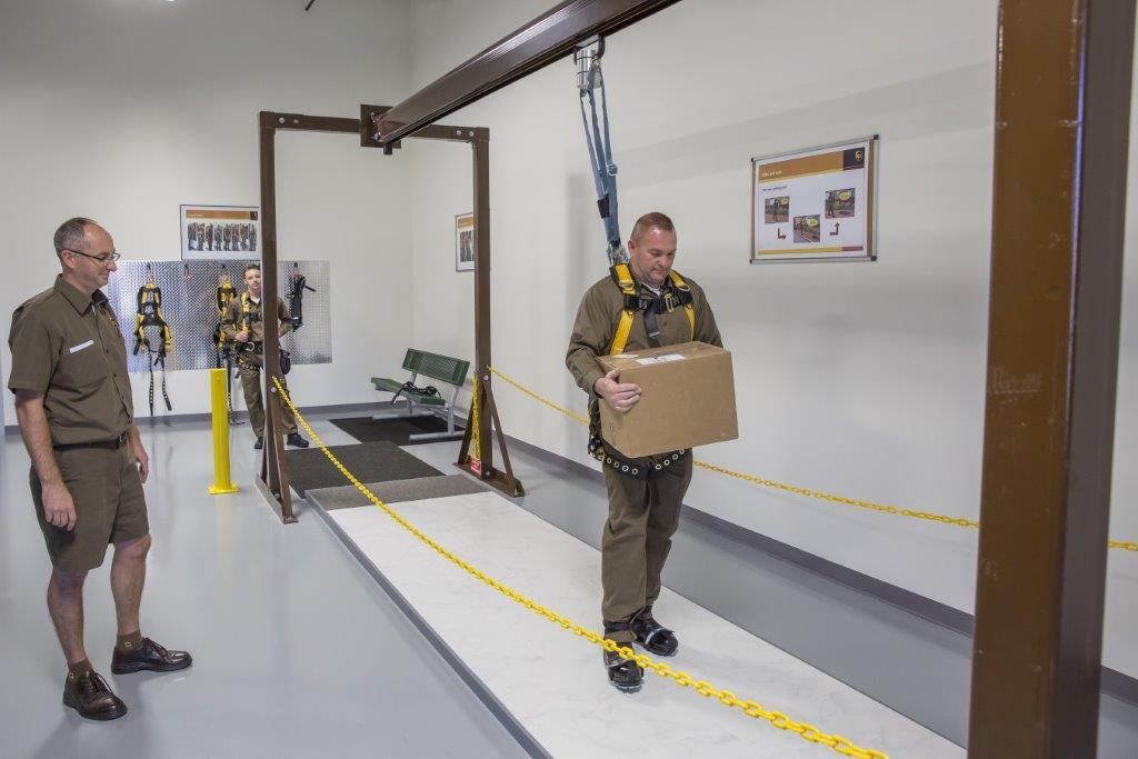 UPS opens Massachussets driver training centre