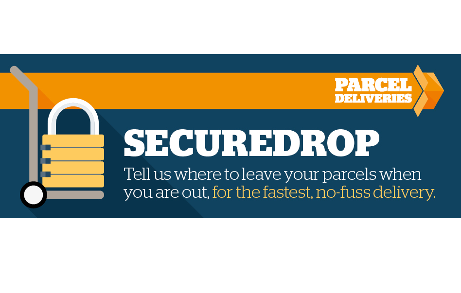 Jersey Post enables online sign-ups for SecureDrop service
