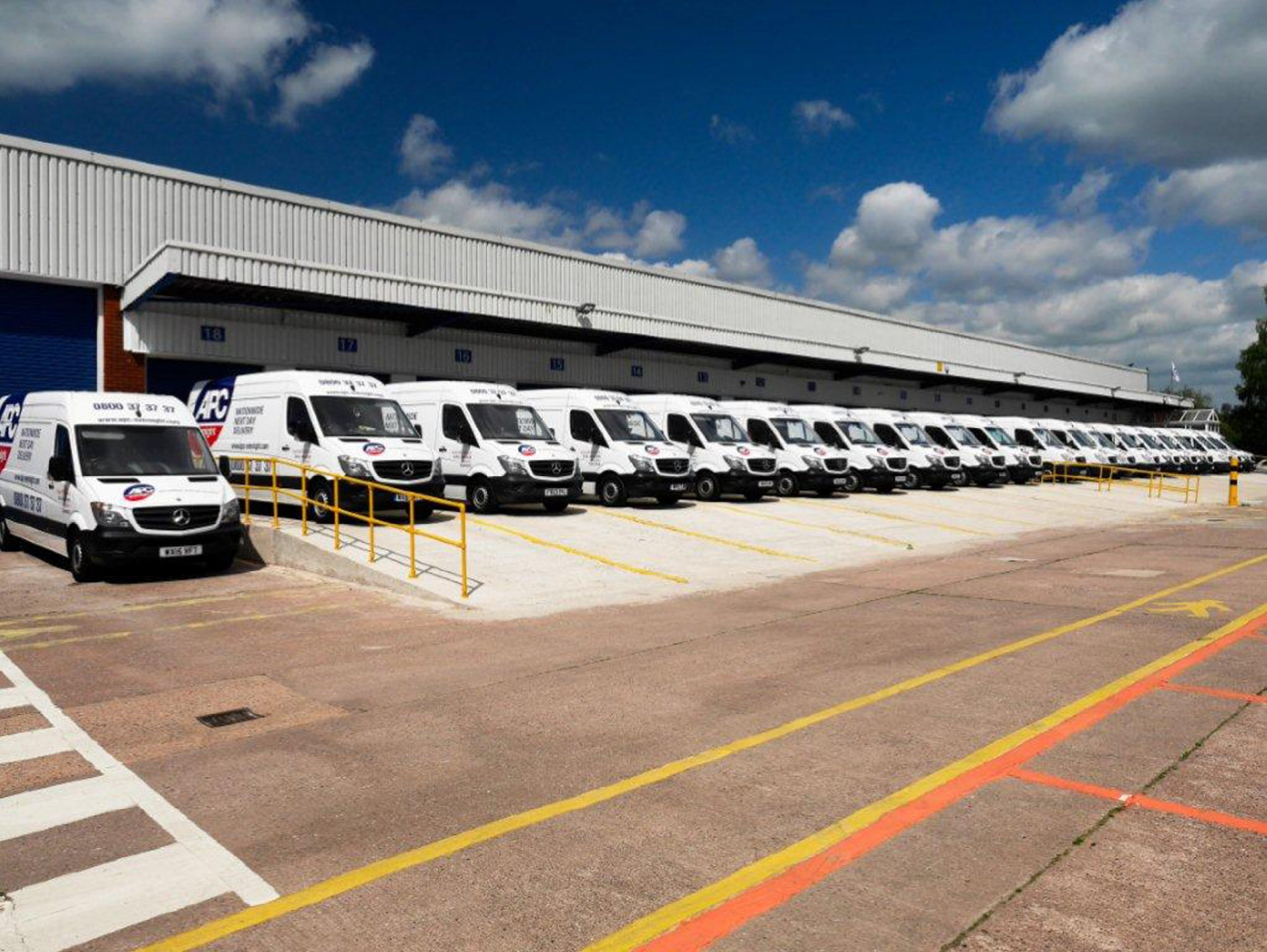 £3m investment sets EDS Couriers up for growth