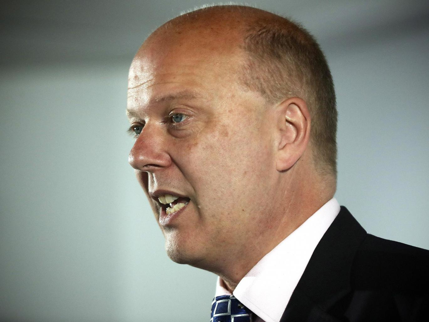 Chris Grayling appointed UK's Transport Secretary