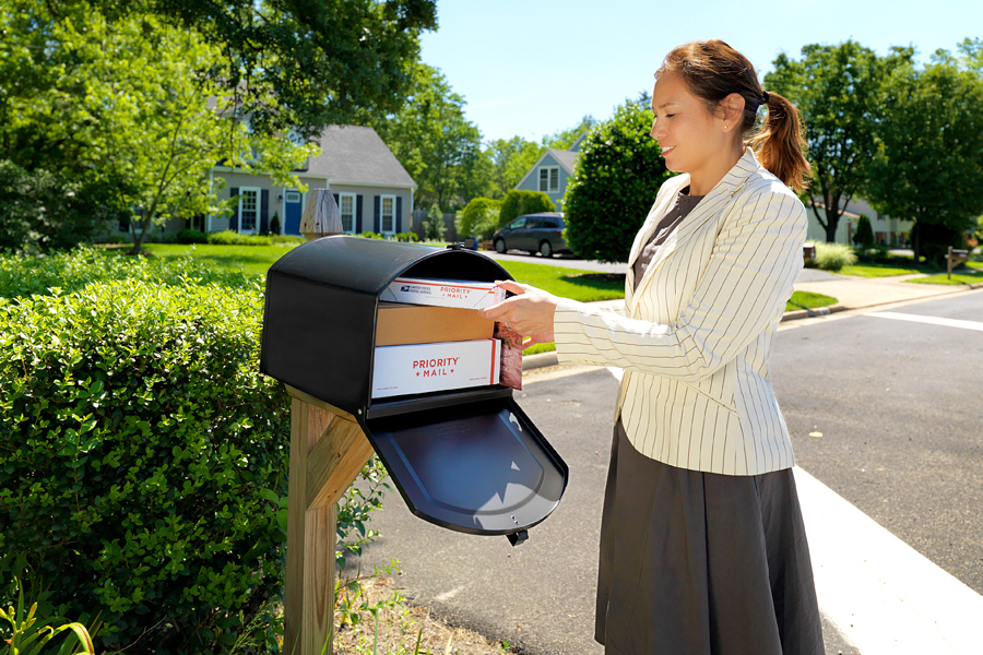Bigger USPS mailboxes now available