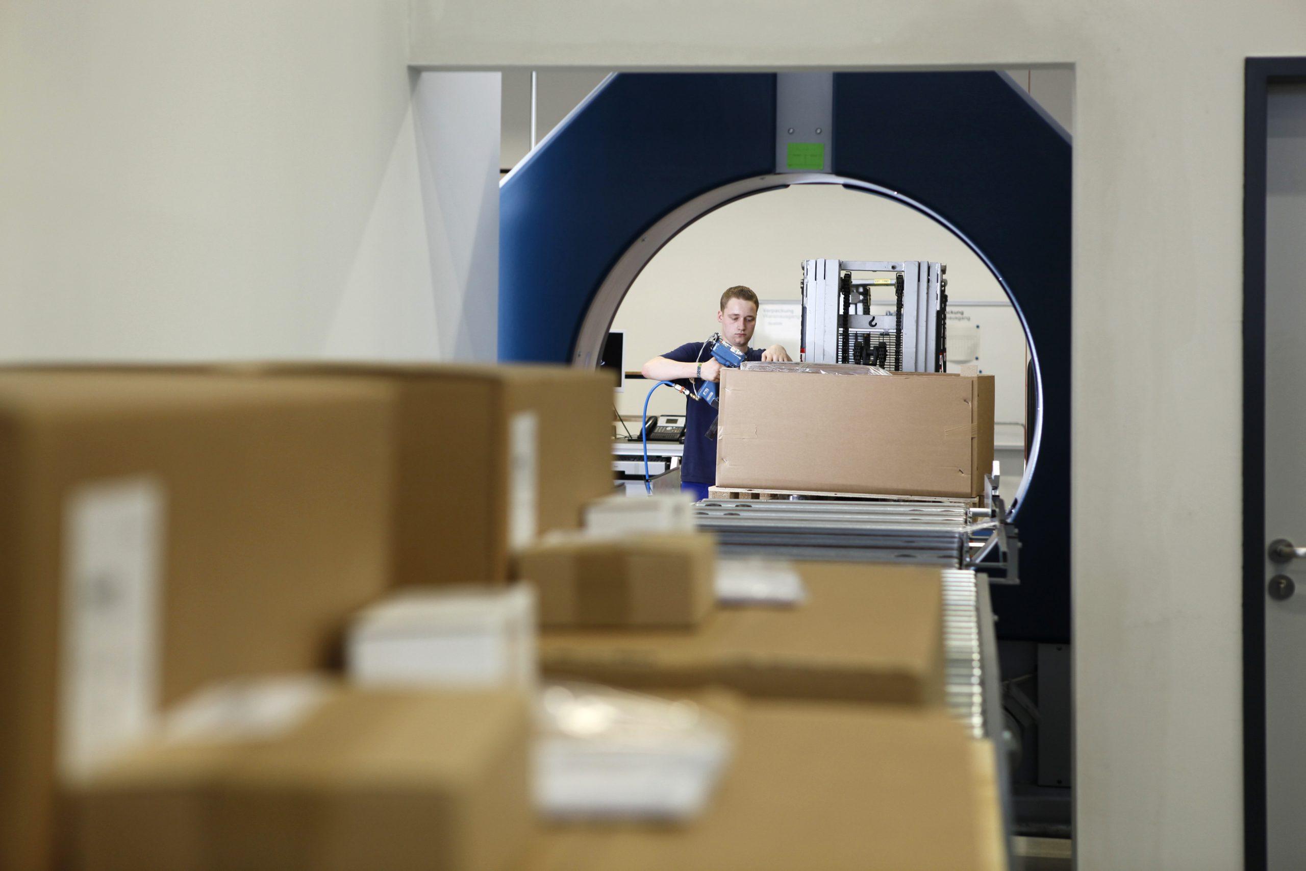 Dräger digitalizes distribution processes