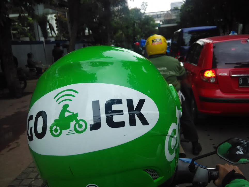 Google reportedly looking to invest in Go-Jek