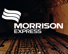 Morrison Express adds customised track and trace capabilities to Client Portal