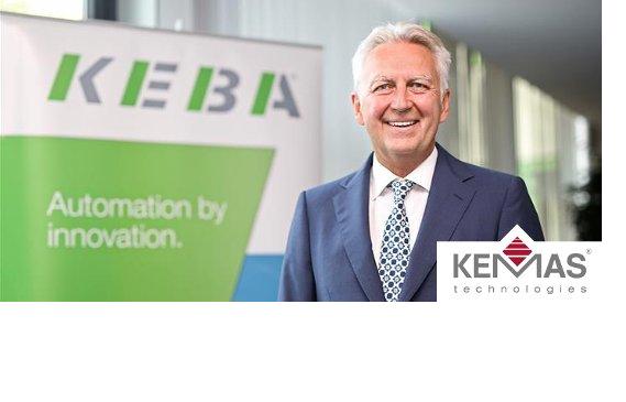 KEBA takes majority stake in KEMAS