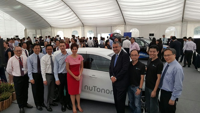 "nuTonomy launches ""first-ever public trial of a robo-taxi service"""