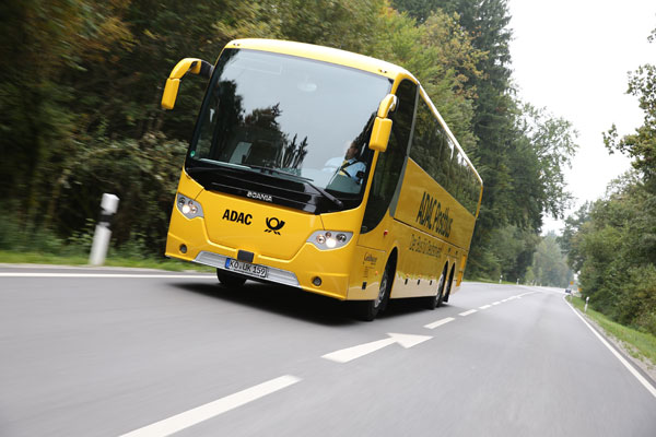 Deutsche Post DHL selling Postbus