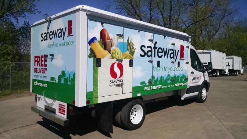 Safeway delivering in Denver