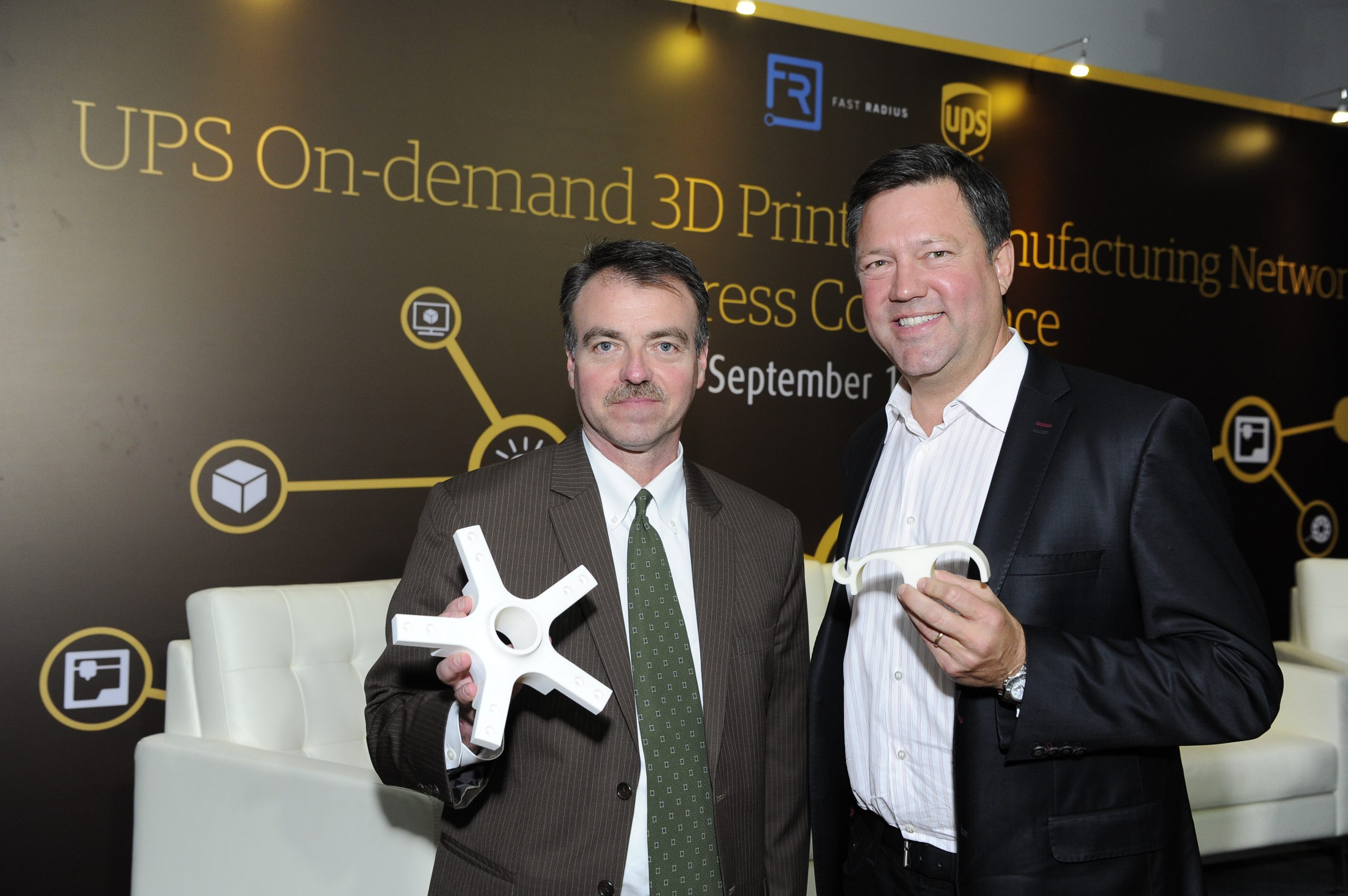 UPS and Fast Radius to open 3D printing centre in Singapore