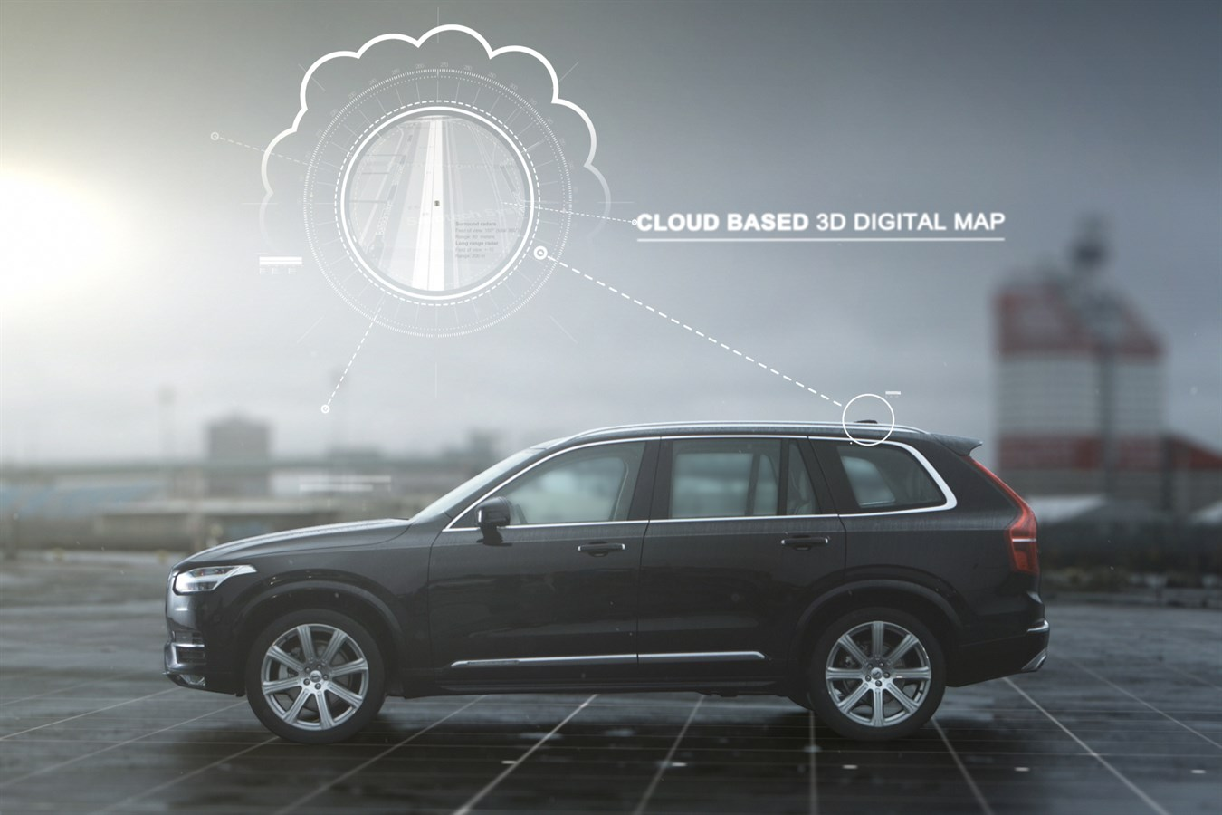 "Volvo Cars and Autoliv to form joint-venture ""autonomous driving"" company"
