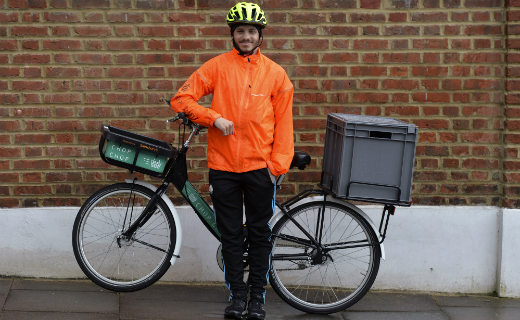 Sainsbury's rolling out on demand, one-hour grocery delivery service in London