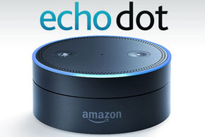 Amazon announces UK arrival for Echo Dot and Alexa voice shopping features
