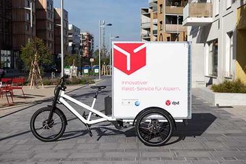 """DPD Austria launches """"City Hub"""" parcel shop in Vienna"""