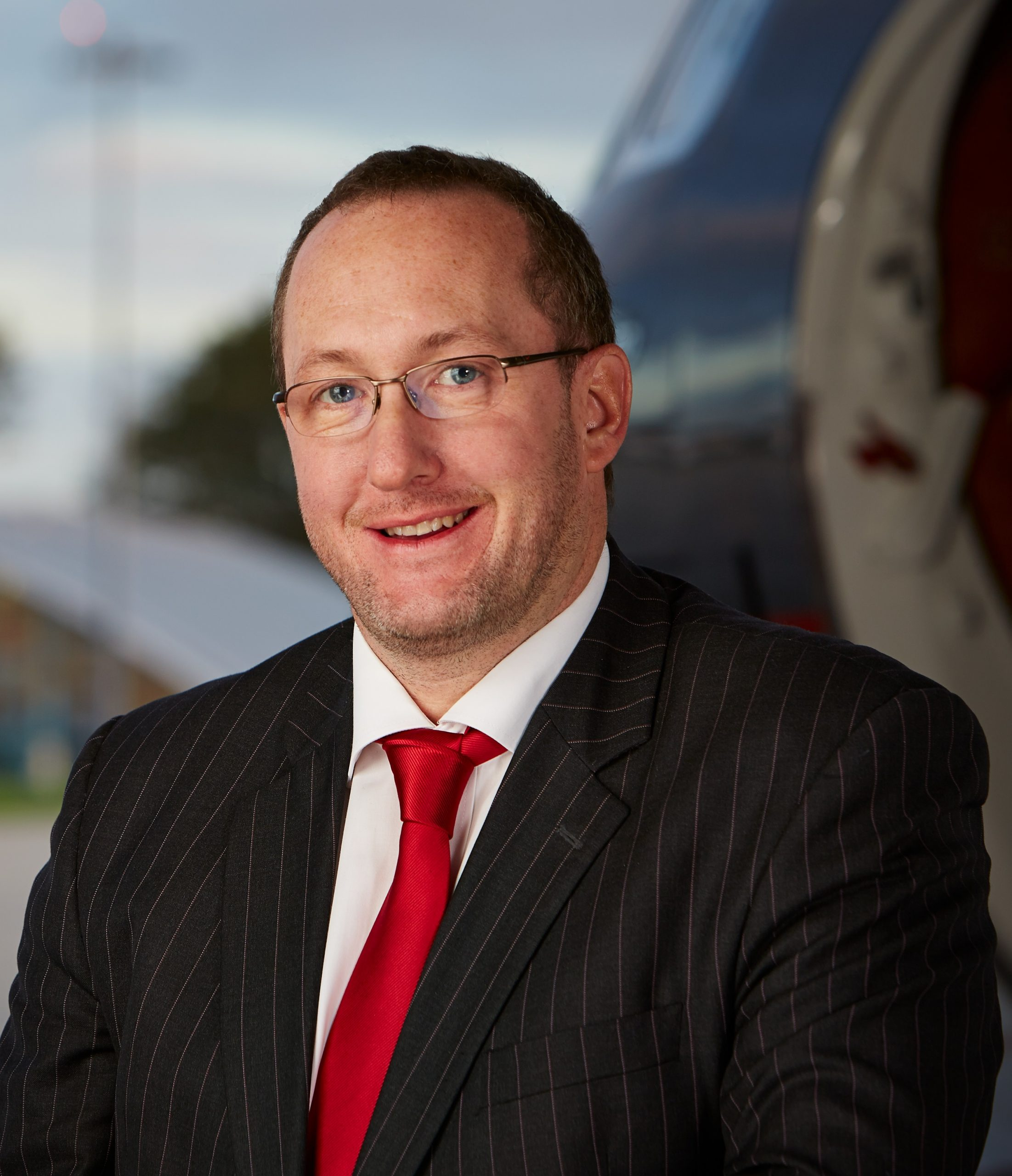 New investment for Air Charter Service