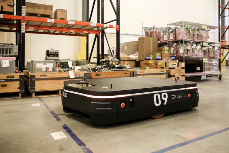 Clearpath Robotics raises $30m to expand OTTO Motors division