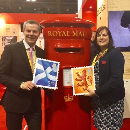 Royal Mail wins Scottish Public Bodies appointment