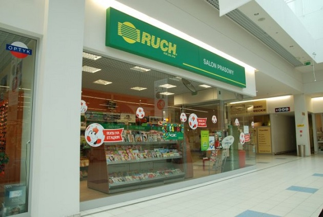 Poczta Polska  extends parcel pickup network with RUCH agreement