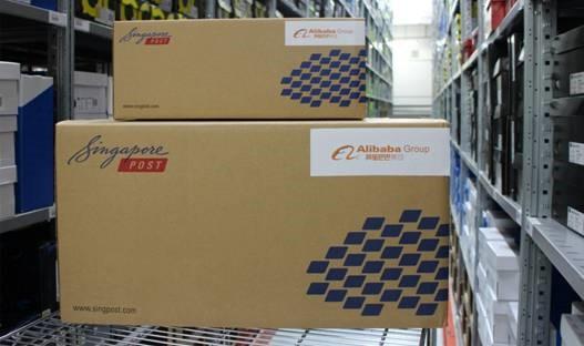 Alibaba and SingPost strengthen ties