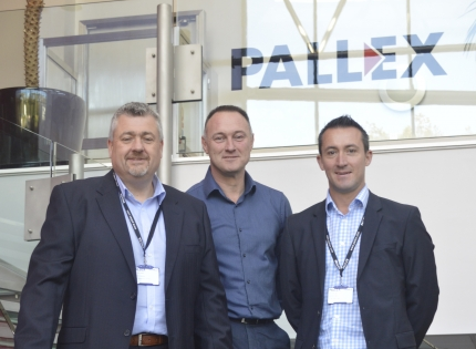New directors for Pall-Ex