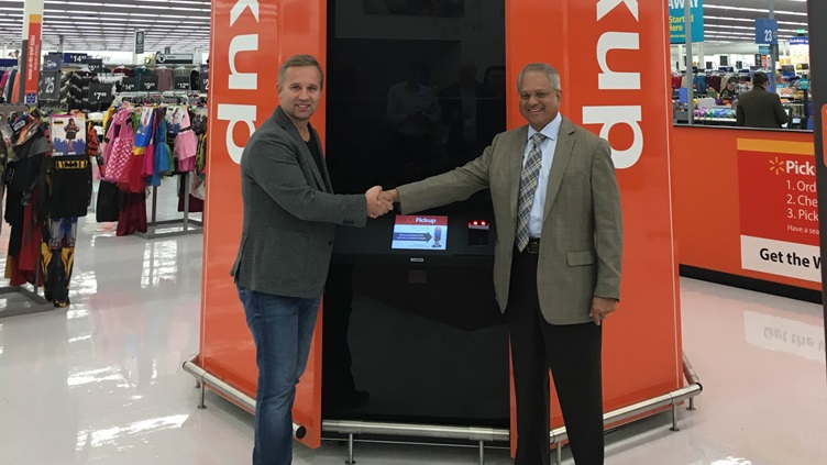 Walmart rolling out parcel lockers to 500 stores