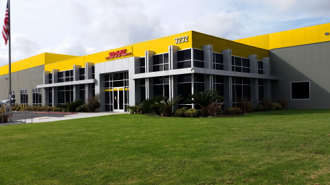 DHL announces new service centre for Southern California
