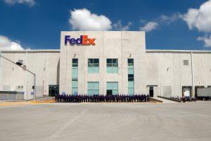 FedEx opens new Mexican logistics centre