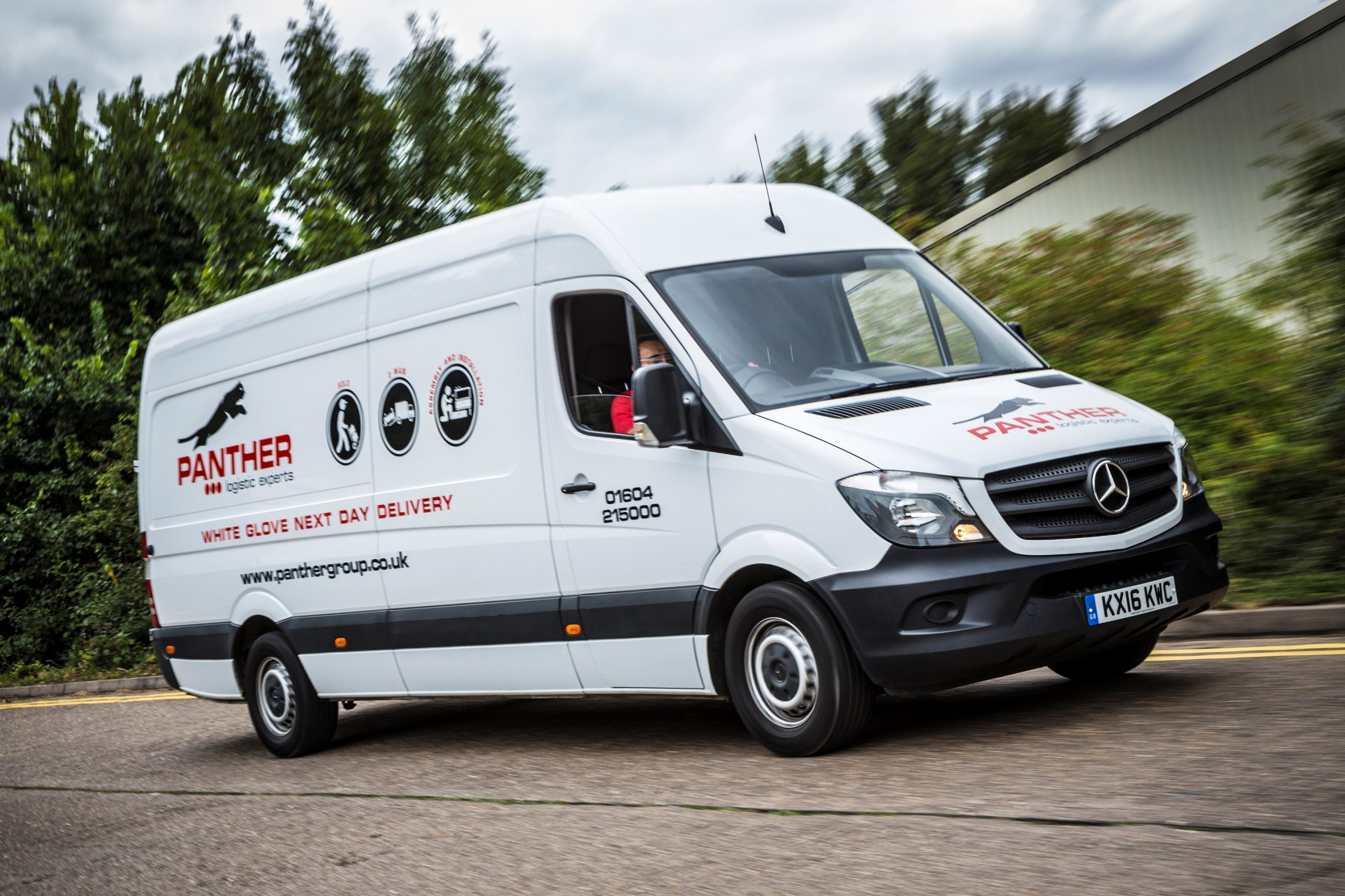 Panther Warehousing expands delivery fleet