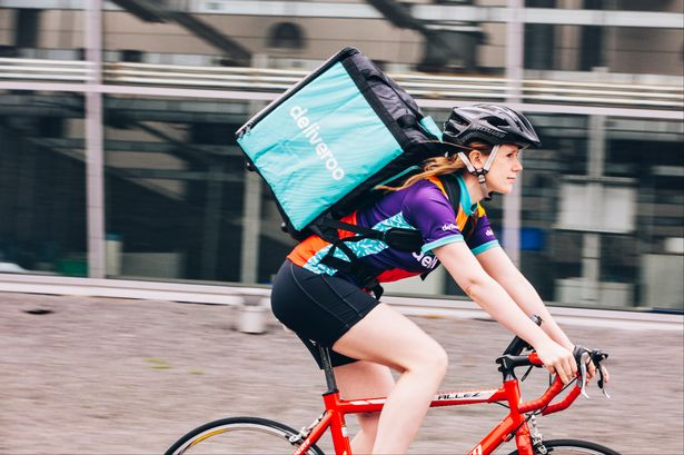 Deliveroo rides into Loughborough