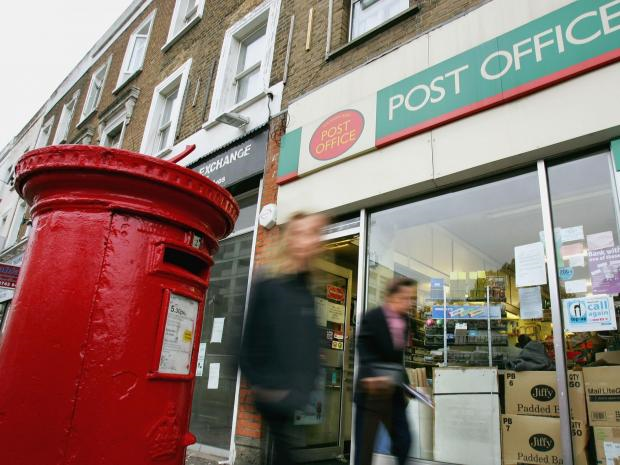 """Christmas as usual,"" says Post Office"