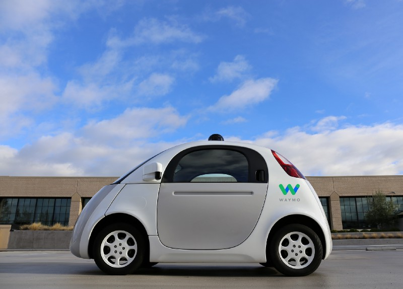 Waymo: the new name for Google's self-driving car project