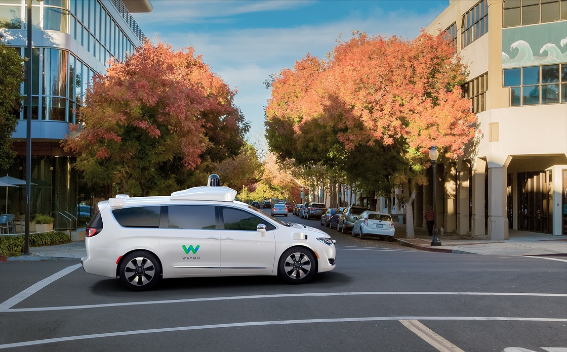 Waymo reportedly applies to test autonomous vehicles without backup drivers on Californian roads