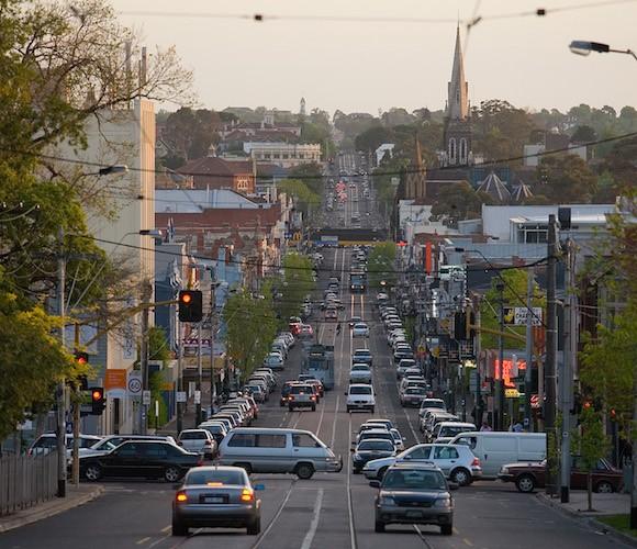 """Melbourne """"paving the way for autonomous vehicles"""""""