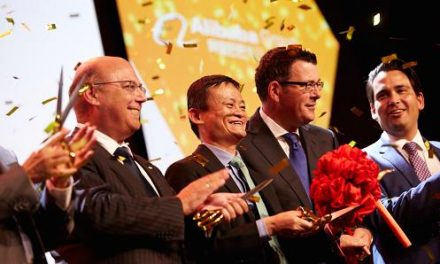 Alibaba opens Melbourne office