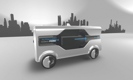 "Ford shows ""Autolivery"" concept at Mobile World Congress"
