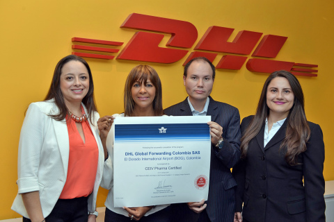 DHL Global Forwarding pressing ahead with IATA CEIV certifications