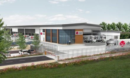 Construction at DPD Bristol facility on course for June finish
