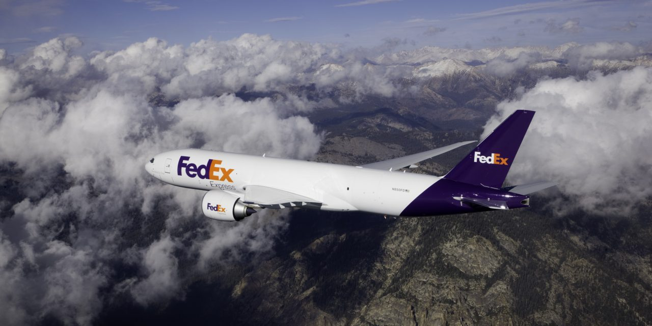 Rebrand for FedEx Trade Networks